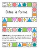 Shapes - Les Formes PACK (Bilingual English & French)