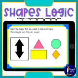 Shapes Logic BOOM Cards