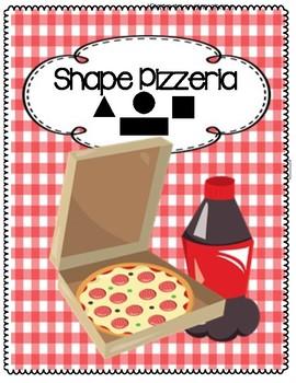 Shapes; Make a Shape Pizza