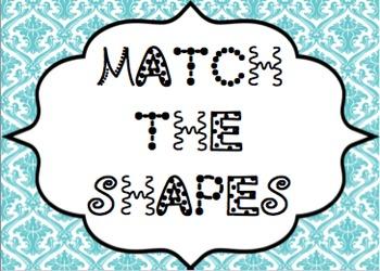 Shapes Match