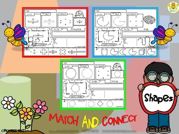 Shapes Match&Connect