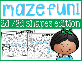 Shapes Mazes