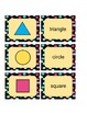Shapes Memory Matching Game