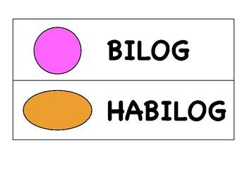 Shapes (Mga Hugis)-Basic Filipino