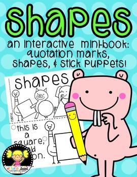 Shapes Mini-Book