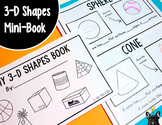 Shapes Mini-Book (Common Core Aligned)