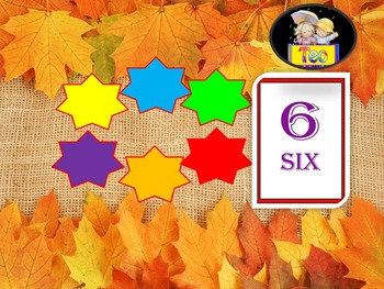 Fall - Shapes - Numbers - Interactive PowerPoint presentation