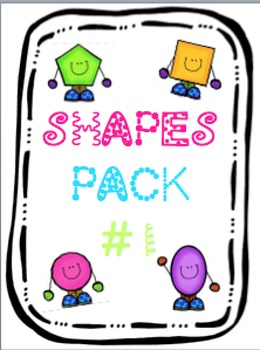 Shapes Pack #1