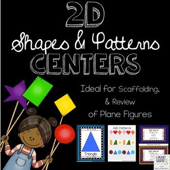 Plane Figures Centre Ideas