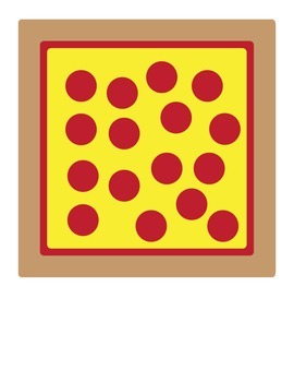 Shapes Pizzas - Pepperoni