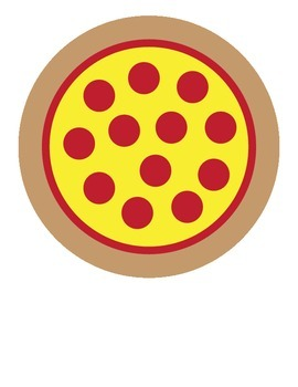 Shapes Pizzas - Pepperoni