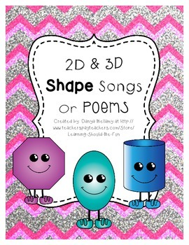 Shapes Poems or Songs