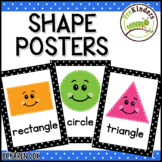 Shapes Posters | Bold Black Polka Dots