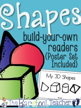 Shapes - Posters & Emergent Reader