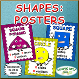Shapes: Posters