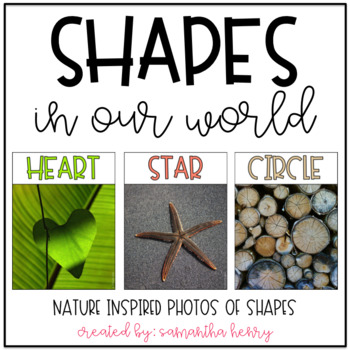 Shapes Posters - Real Photos Inspired by Nature
