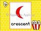 Shapes Posters in Popcorn Theme