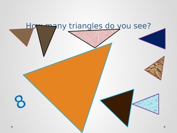 Learning about shapes Power Point