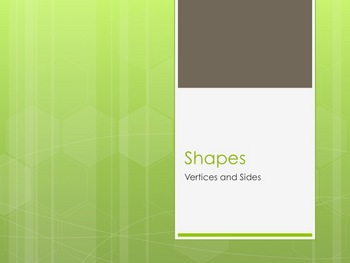 Shapes Powerpoint Presentation