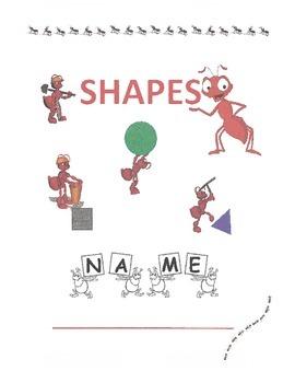 Shapes - PreK-K