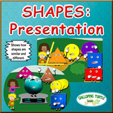 Shapes: Presentation
