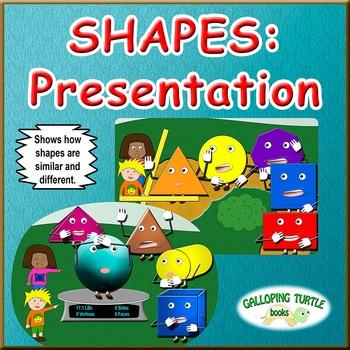 Shapes: Presentation