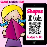 Shapes QR Codes!