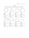 Shapes Quiz