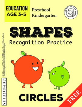 Shapes Recognition Practice: Circles