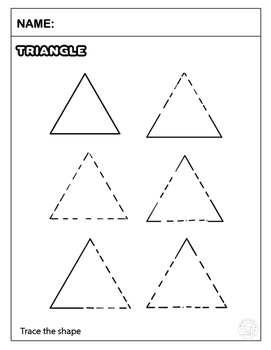 Shapes Recognition Practice: Triangles