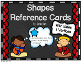 Shapes Posters {with Sides & Vertices}