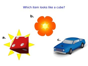 Shapes Review PowerPoint