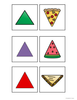 2D and 3D Shapes Roll, Say, Keep Game