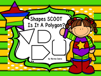 Shapes SCOOT - Is It A Polygon?