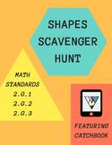 Shapes Scavenger Hunt Using Catchbook