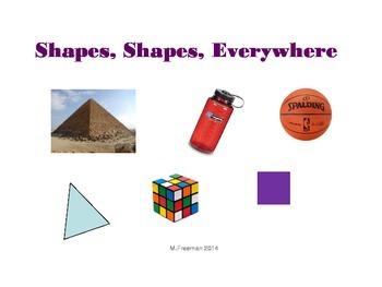 Shapes Shapes Everywhere