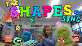 Shapes Song for Kids!