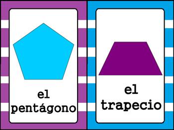 Shapes (Spanish)