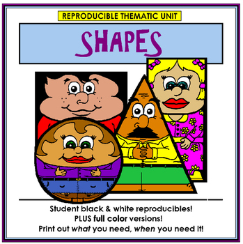 Shapes Thematic Unit