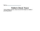 Shapes Tracing Activity