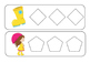 Shapes Tracing Cards for Pre-k and Kindergarten