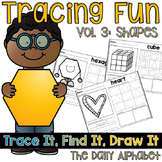 Shapes Tracing Fun