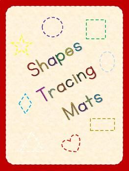 Shapes Tracing Mats