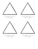 Shapes: Triangle