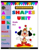 Shapes Unit: Grades K-2