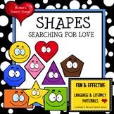 Shapes Early Reader Pre-K Speech Therapy