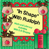 Christmas Math and Emergent Reader With Rudolph the Red-No