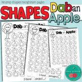 Dab a Shape