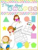 Shapes Worksheets - 2D