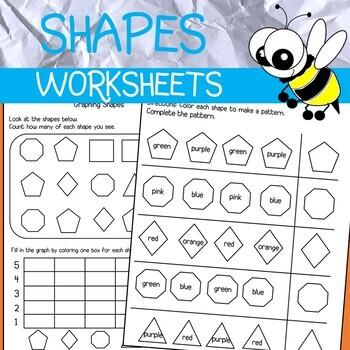 Shapes Worksheets-32